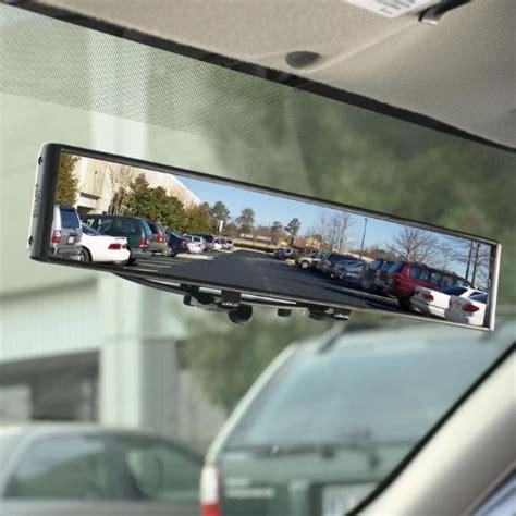 Rear View Mirror Blind Spot by No Blind Spot Rear View Mirror