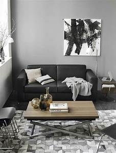 Table Bo Concept : rubi adjustable table h40 76 x w70 140 x d120cm boconcept double duty furnitures pinterest ~ Melissatoandfro.com Idées de Décoration