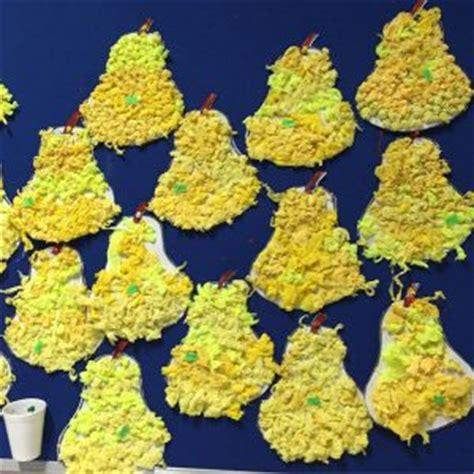 pear craft idea  kids crafts  worksheets