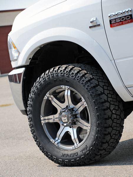 dt tested dick cepek   ii  terrain tire diesel tech