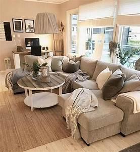 57, Cozy, Living, Room, Decor, Ideas, 55