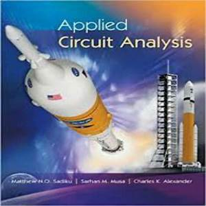 Solution Manual For Applied Circuit Analysis 1st Edition
