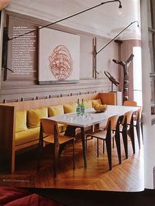 Banquette Salle A Manger : les 25 meilleures id es de la cat gorie banquette salle ~ Premium-room.com Idées de Décoration