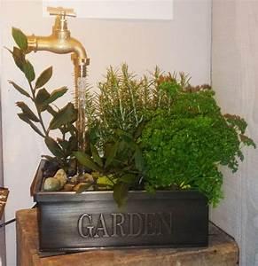 top tendances les accessoires so fun de jardindecocom With fabriquer une fontaine d interieur