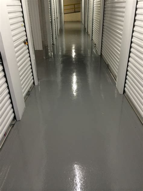 Epoxy Floor Coating   Concrete Floor Sealer   Boston Garage