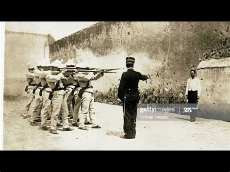 executions by firing squads?? - YouTube