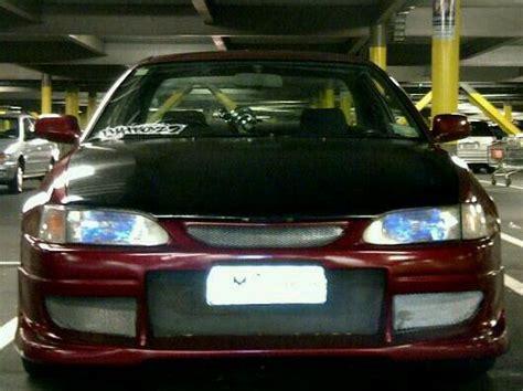 Timyconda 1996 Toyota Levin Specs, Photos, Modification