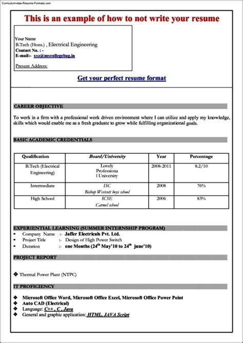 Resume Template For Word 2007 by Resume Templates For Microsoft Word 2007 Free Sles