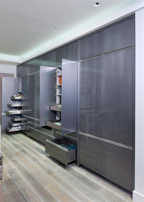 high gloss cabinet wall  contemporary kitchen hgtv
