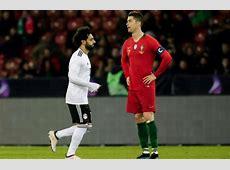 Cristiano Ronaldo v Mohamed Salah Which player performed