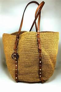 Sac En Paille Original : le sac en paille un style touche nature ~ Melissatoandfro.com Idées de Décoration