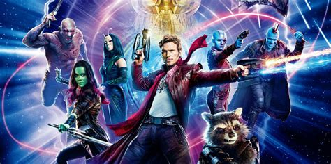 guardians   galaxy vol  cast sings screen rant