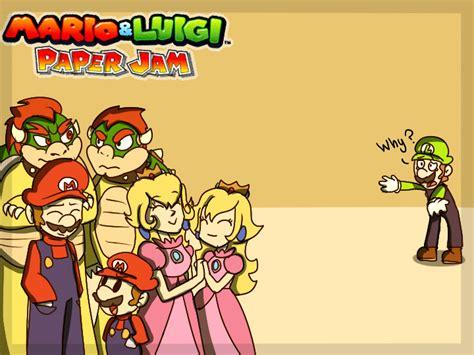 Poor Luigi By Mariogamesandenemies