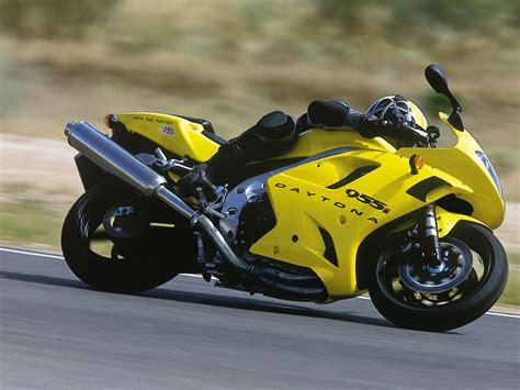 Motorcycles Of Daytona by Triumph Daytona 955i 2002 Motorcycle Big Bike