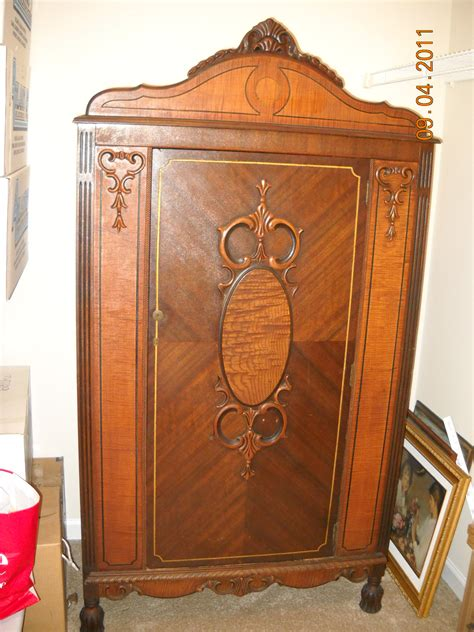 Wardrobe Dresser For Sale by American Made Wardrobe Chifferobe For Sale Antiques