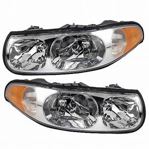 Buick Lesabre Headlight Assemblies At Monster Auto Parts