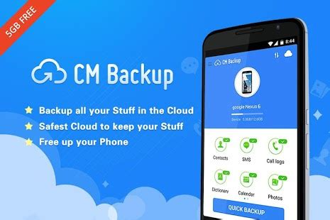 app cm backup safe cloud speedy apk for windows phone android apk apps for