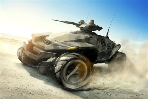 concept armored vehicle armored desert snow all wheel drive concept vehicle with