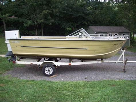 Old Aluminum Boat For Sale by Aluminum Boats Old Starcraft Aluminum Boats