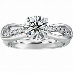 swirl classic wedding ring wrap sterling silver ring With cubic zirconia wedding ring enhancers