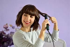 Comment Faire Un Carré Plongeant : comment coiffer son carr ~ Dallasstarsshop.com Idées de Décoration