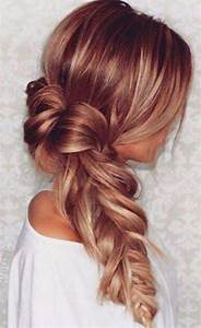 Brown Red Hair with Blonde Highlights | hair styles ...