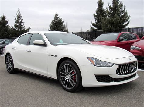 Ghibli Preowned by Pre Owned 2018 Maserati Ghibli S Q4 4dr Car In Whippany