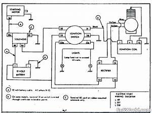 Kohler Cv23 Wiring Diagram