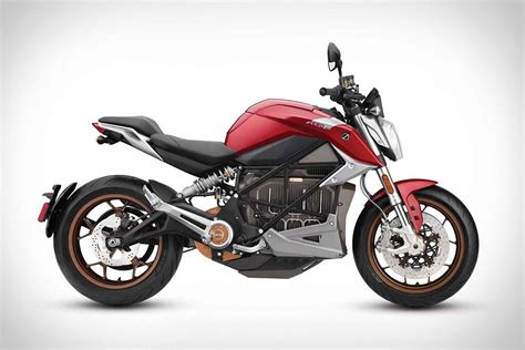 Motoras Electric by 2020 Zero Sr F Electric Motorcycle Uncrate