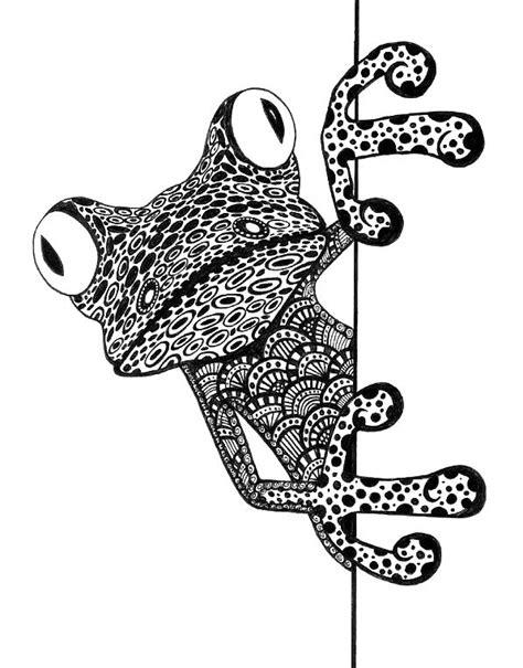 Pin de Susanne Hoenig en draw .. a frog | Pinterest