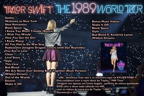 taylor swift limpo