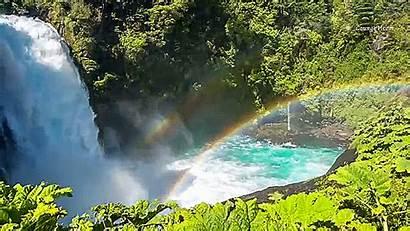 Nature Animated Close Sounds Waterfall Google Waterfalls