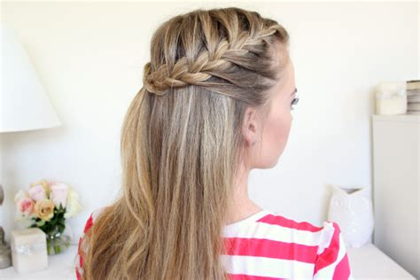 Braid 11-half Up French Braids Topstyler Hair Curlers Mocha Brown Color Chart Short Hairstyles With Weave On Top White Dye Male India And Sassy Styles Crazy Day Ideas For Boys Balayage 2017 Main Function Of Follicle Receptor