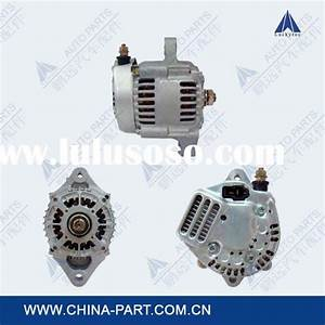 Toyota Forklift Alternator  Toyota Forklift Alternator