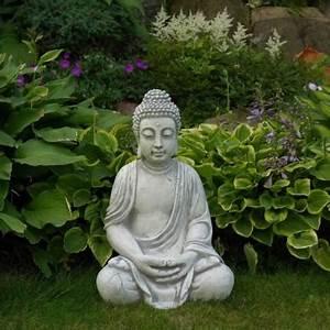 Buddha Sprüche Bilder : buddha statue stein feng shui ~ Orissabook.com Haus und Dekorationen