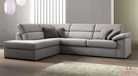 divano moderno angolare maurice
