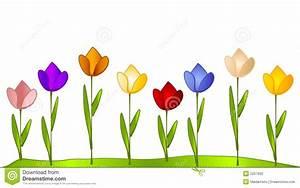 Season clipart flower garden - Pencil and in color season