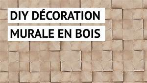 diy decoration murale en bois youtube With decoration murale bois sculpte