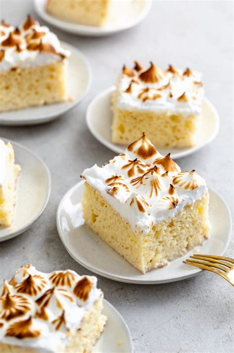 traditional tres leches yoga  cooking