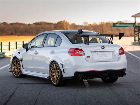 subaru limited edition wrx sti  photo gallery