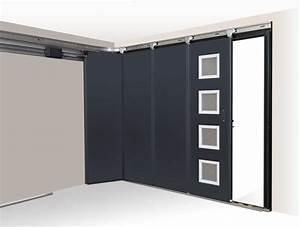 automatismes et motorisations de portail alu coulissant sib With porte de garage de plus portes coulissantes