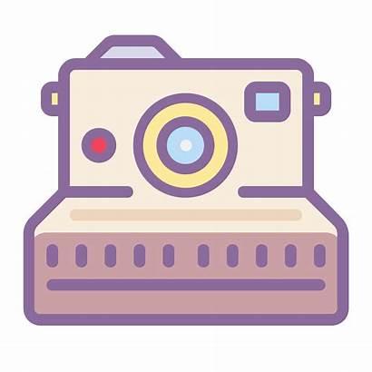 Polaroid Instax Clipart Instant Film Icon Camera