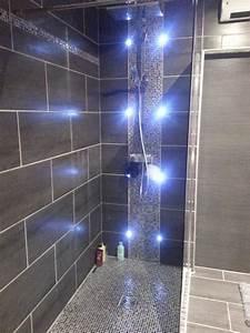 1000 images about salle de bain on pinterest home With carrelage adhesif salle de bain avec lampe led cuisine ikea
