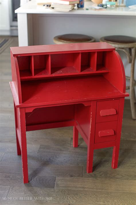 colored desks how to paint bright or coloured furniture
