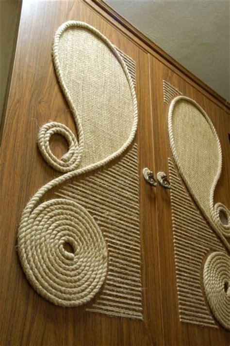 diy rope decor ideas  piece