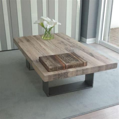 Der Couchtisch Aus Holzunique Coffee Table Design Rustic Furniture With Look 5 by Couchtisch Massivholz Modelle Wohnzimmertischen Aus Holz