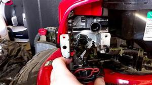 Troy Bilt Tb110 Will Not Start After One Year  Resolved