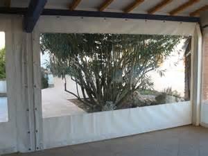 bache transparente pour terrasse bache transparent