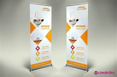 Banner Furniture Roll Psd Banners Designs Background