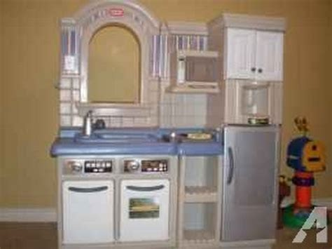 tikes kitchen with grill tikes inside outside cook n grill kitchen get